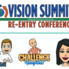 Astanza Laser at Vision Summit Re-Entry Conference