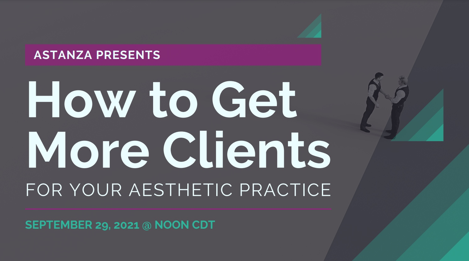 how to get more clients for your aesthetic practice